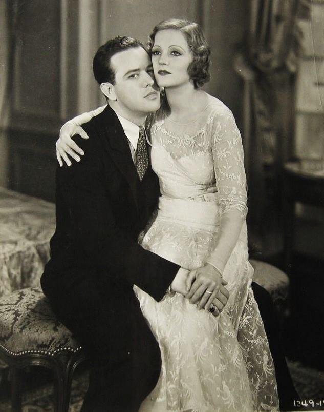 Tallulah Bankhead & Harvey Stephens