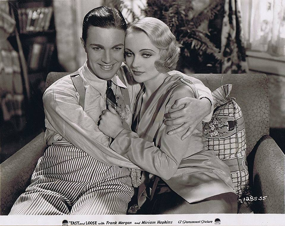Carole Lombard and Henry Wadsworth