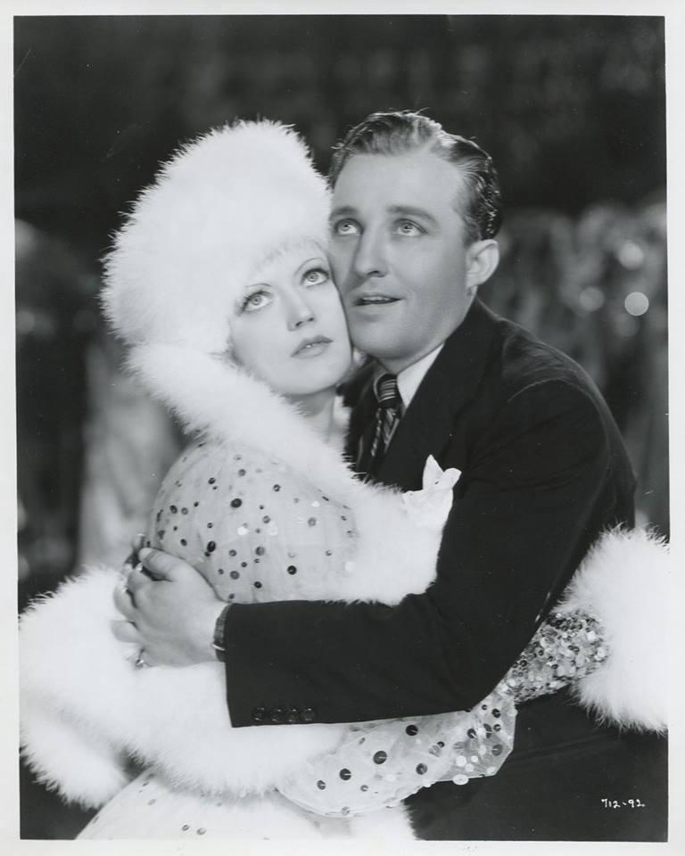 Marion Davies & Bing Crosby