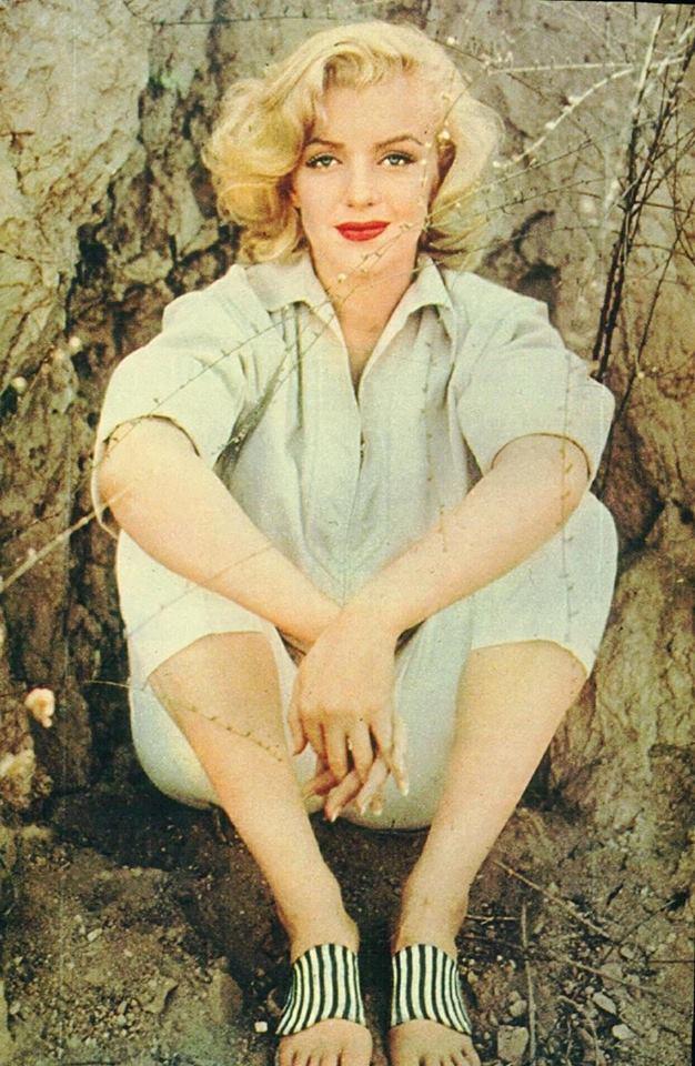 MARILYN MONROE (1926 ~ 1962)