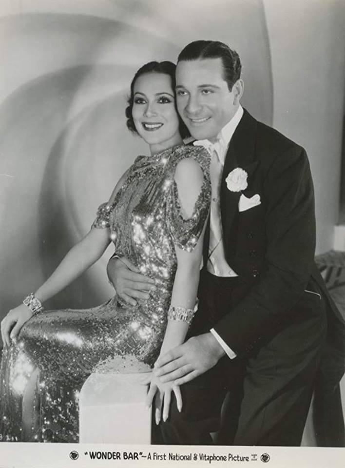 Dolores del Rio & Ricardo Cortez