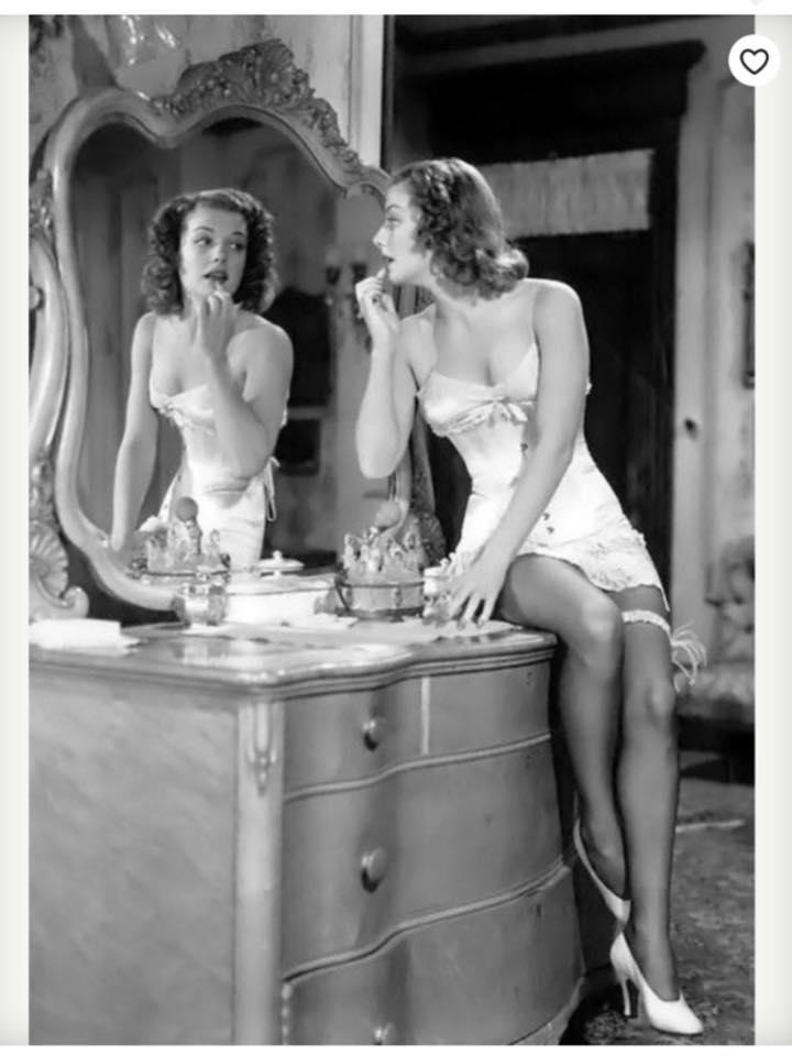 Ann Sheridan.