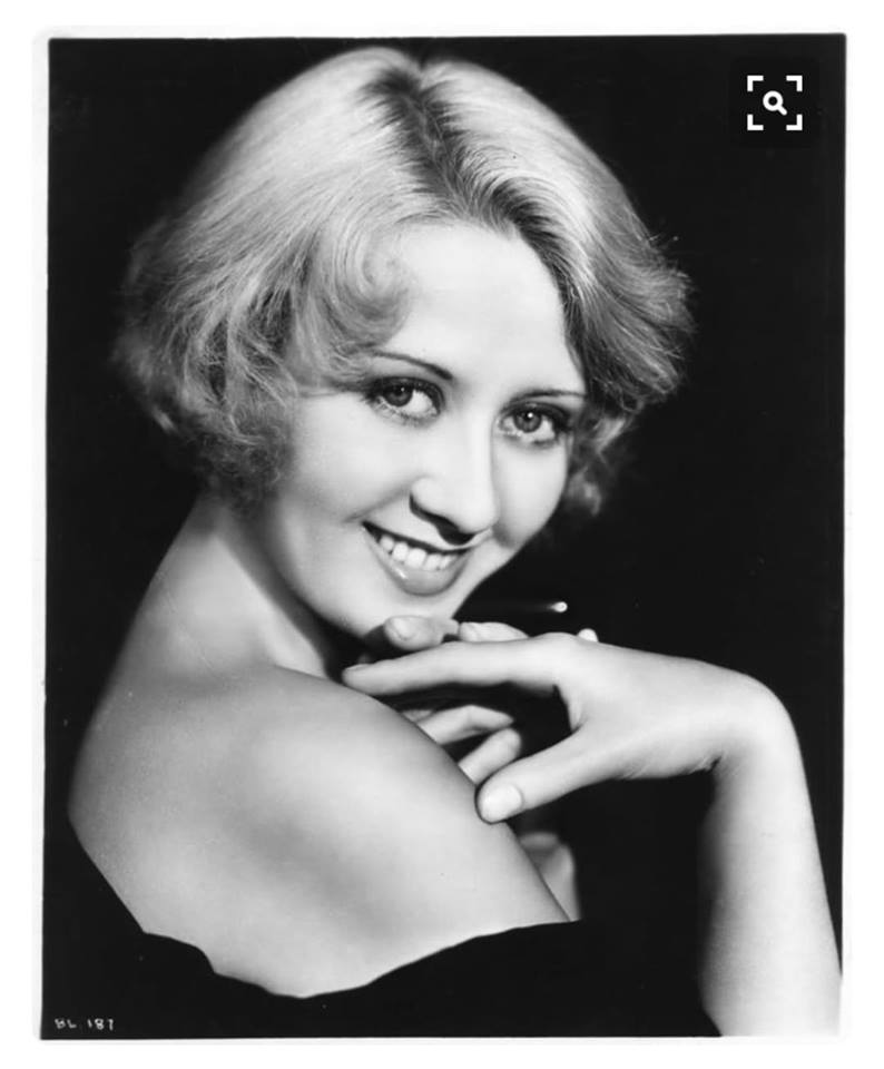 Joan Blondell.