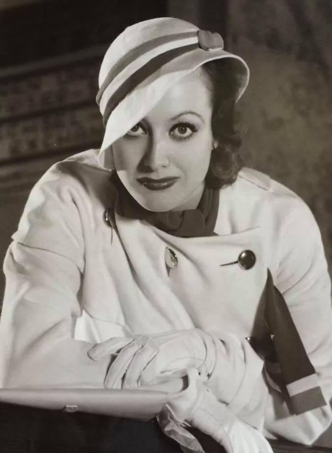 Joan Crawdord