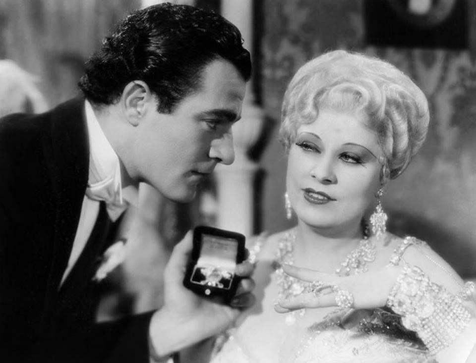 Gilbert Roland & Mae West
