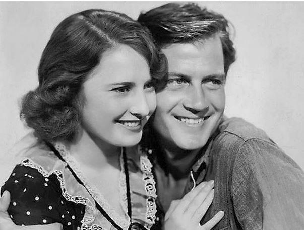 Barbara Stanwyck and Joel McCrea