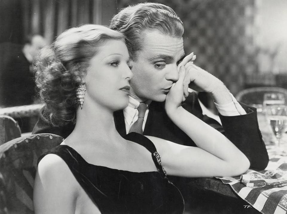 Loretta Young & James Cagney