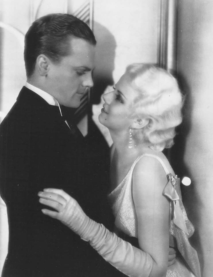 James Cagney, Jean Harlow
