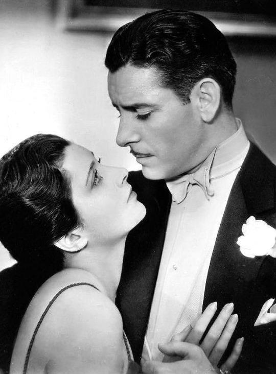 Ronald Colman and Kay Francis