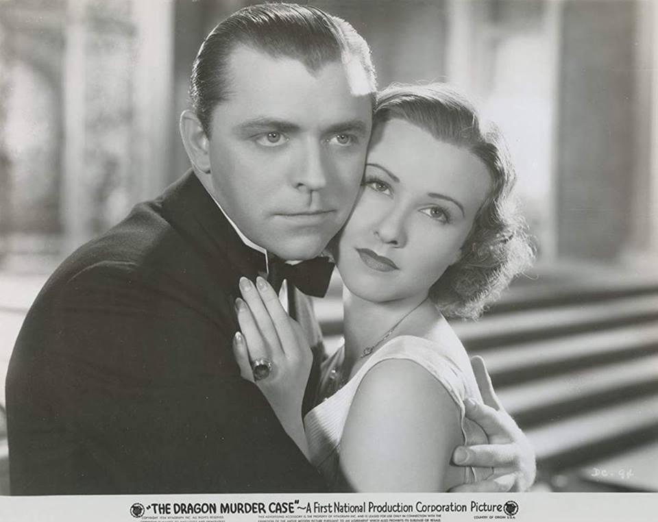 Margaret Lindsay and Lyle Talbot
