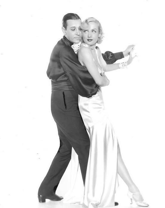 George Raft, Carole Lombard
