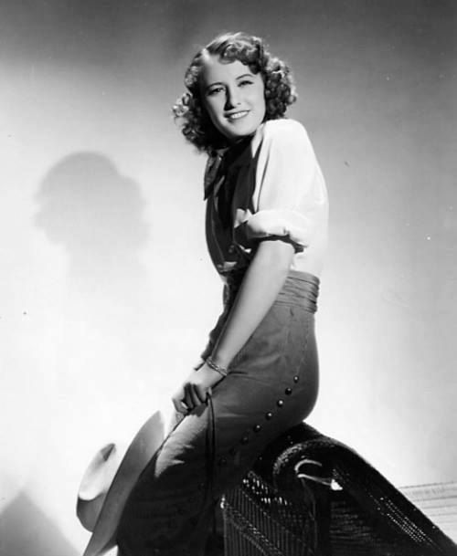 Barbara Stanwyck,