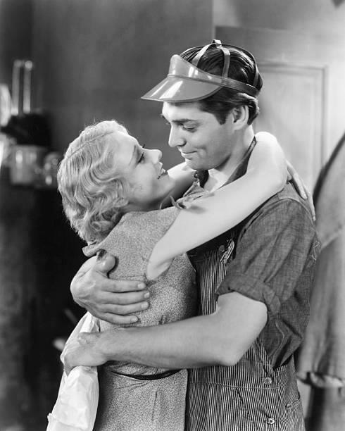 Anita Page, Clark Gable