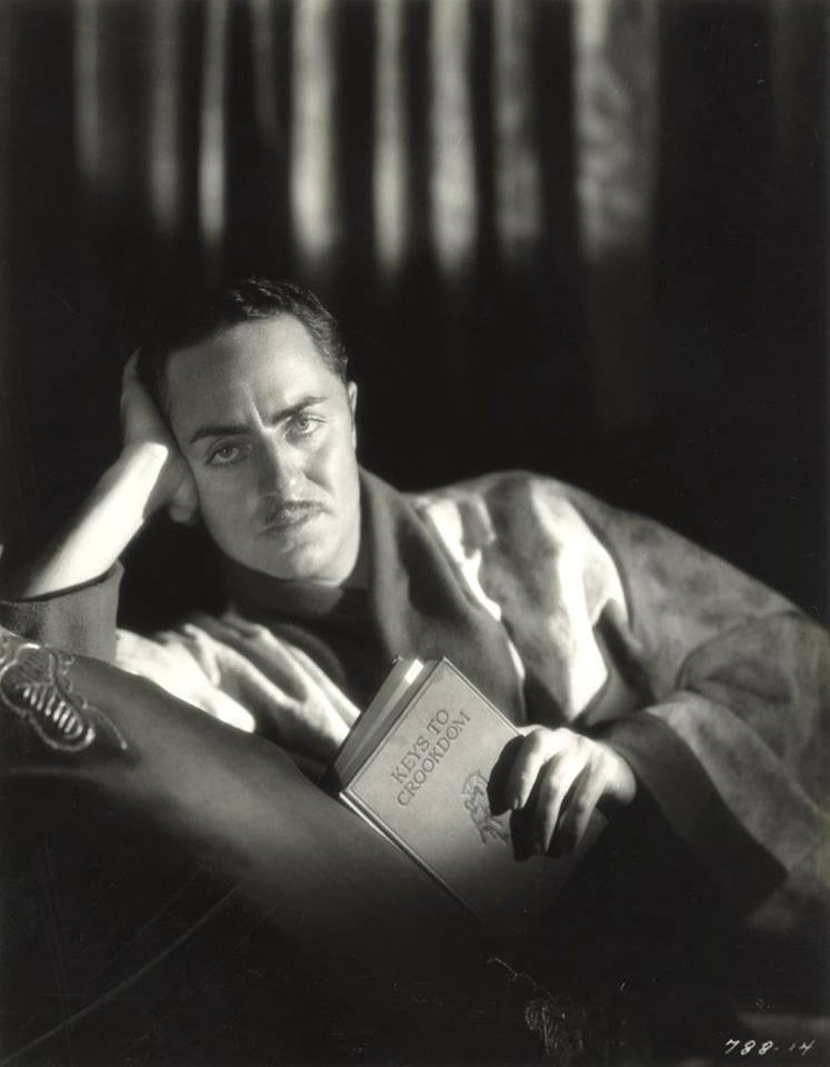 William Powell by