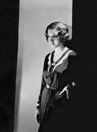 Claudette Colbert,