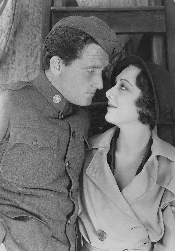 Spencer Tracy, Ann Dvorak
