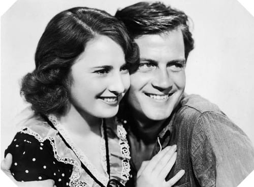 Barbara Stanwyck with Joel McCrea