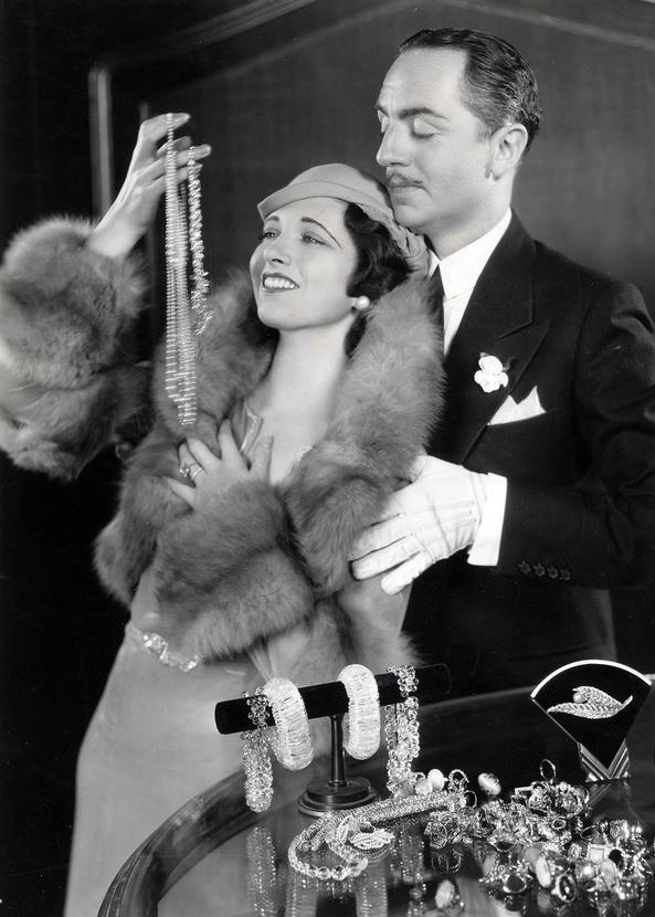 Kay Francis and William Powell