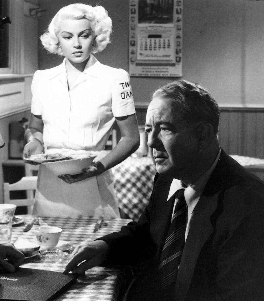 Cecil Kellaway with Lana Turner