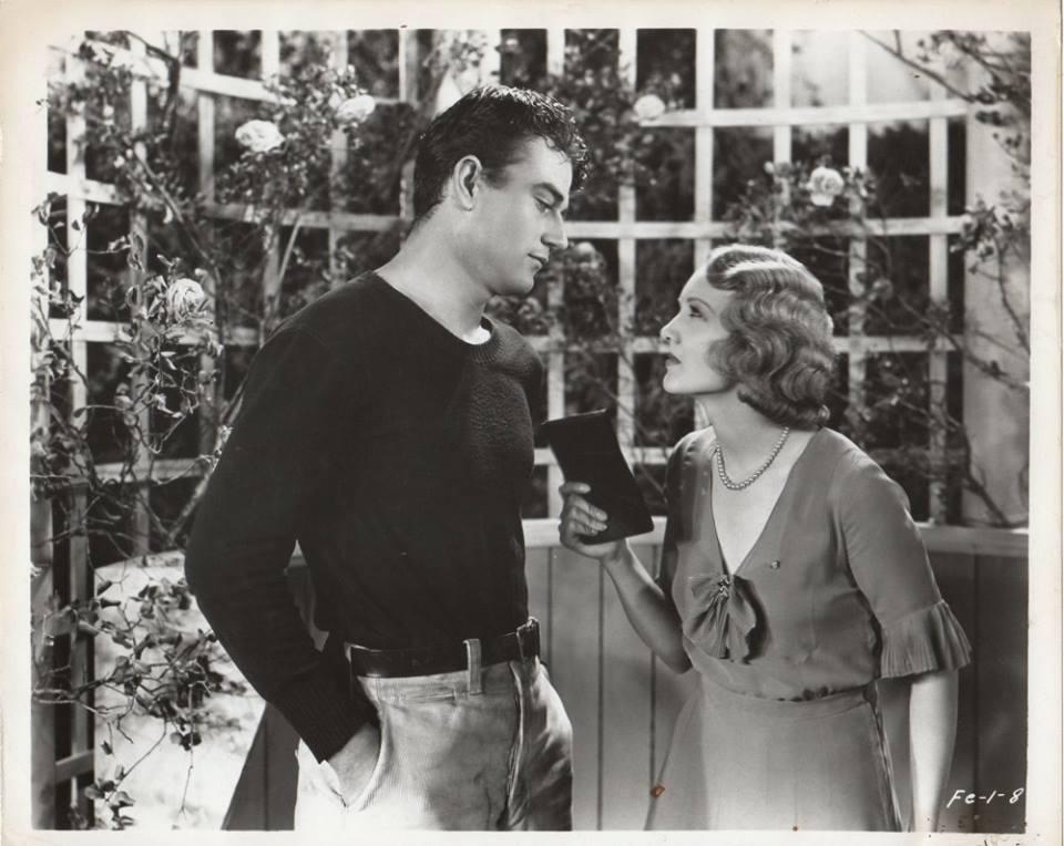 John Wayne and Virginia Cherrill