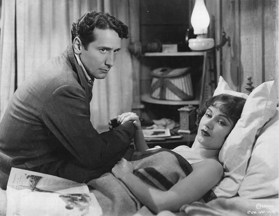 Victor Jory and Fay Wray