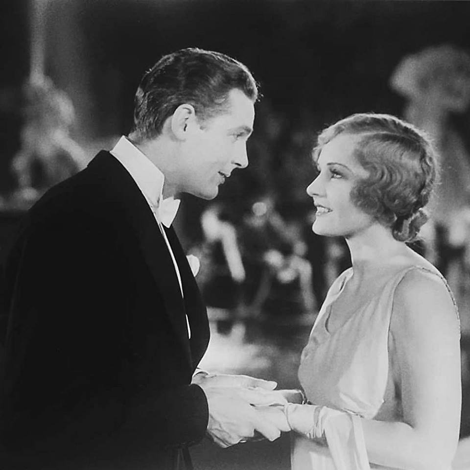 Madge Evans and Charles Farrell