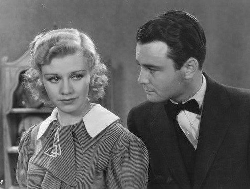 Lew Ayres, Ginger Rogers
