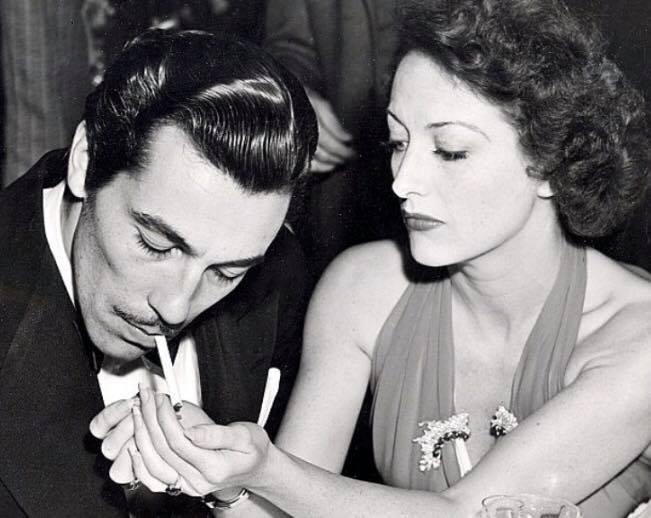 Cesar Romero, Joan Crawford
