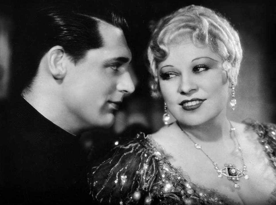 Cary Grant & Mae West