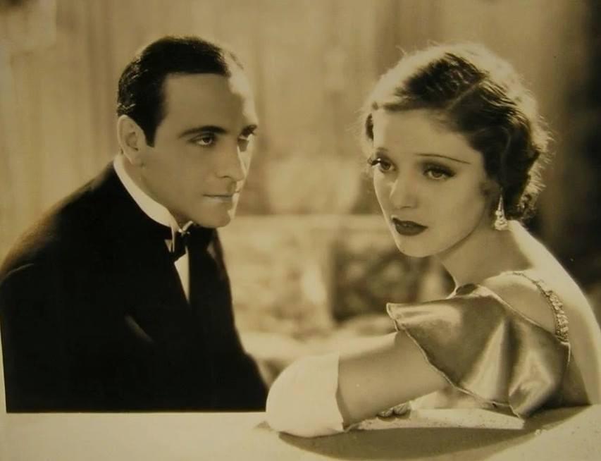 RICARDO CORTEZ and LORETTA YOUNG
