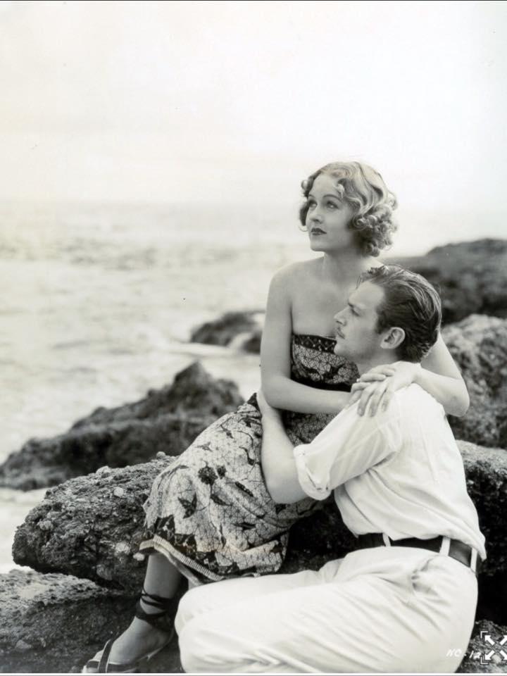 Patricia Ellis and Douglas Fairbanks Jr.