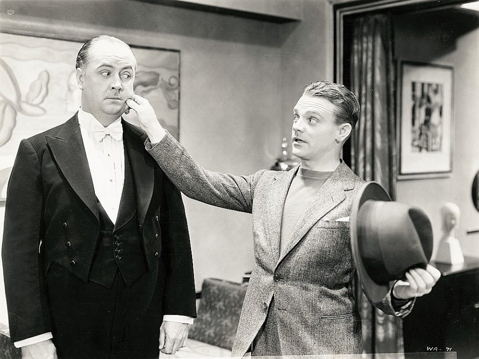 James Cagney & Charles Coleman