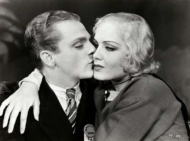 James Cagney & Mary Brian
