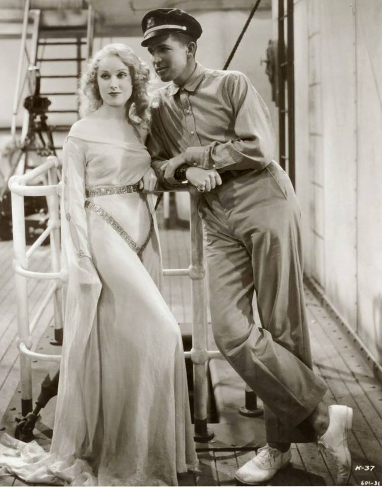 Fay Wray with Bruce Cabot