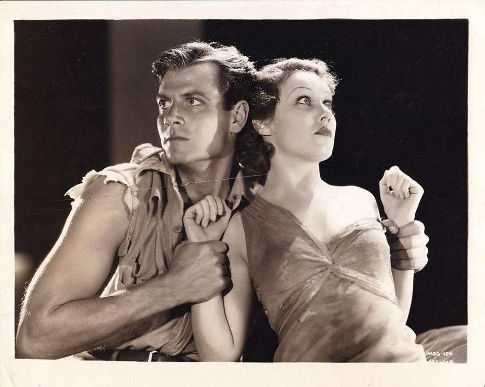Fay Wray with Joel McCrea