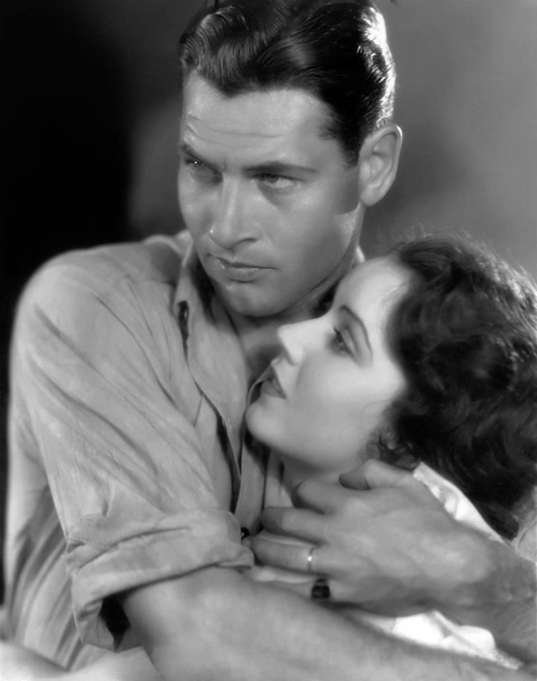 Fay Wray and Richard Arlen