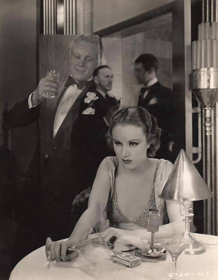 Fay Wray and Gene Raymond