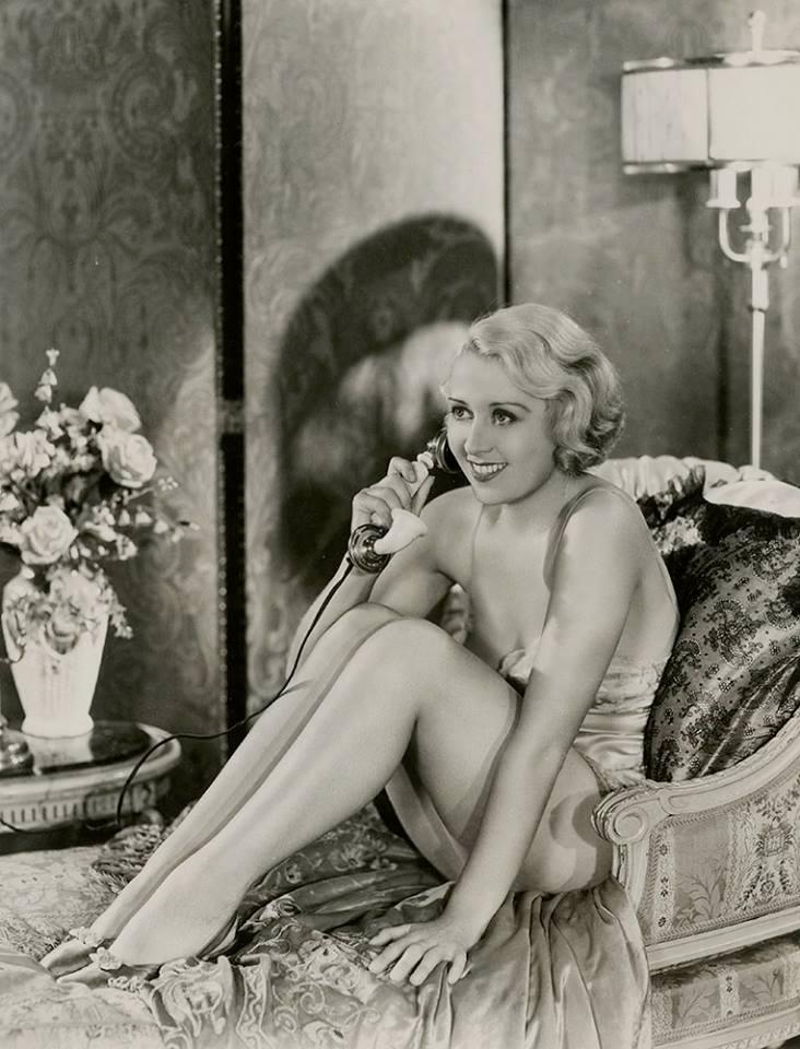 Joan Blondell...