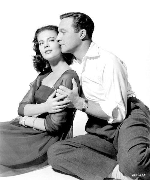 Natalie Wood & Gene Kelly