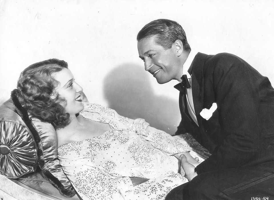 Jeanette MacDonald, Maurice Chevalier,