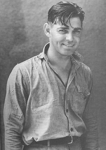 Clark Gable,