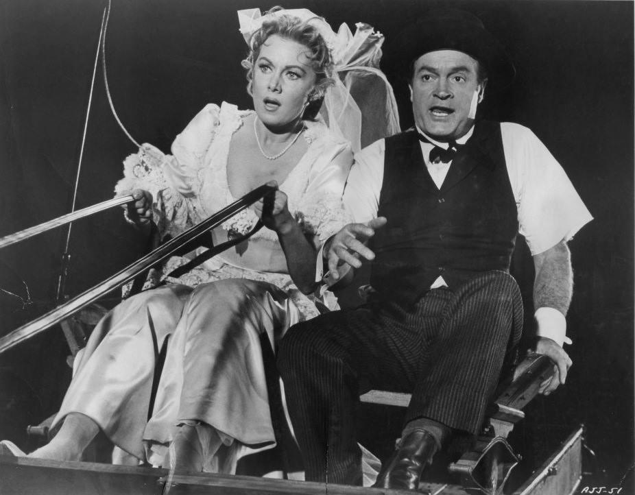 Rhonda Fleming & Bob Hope