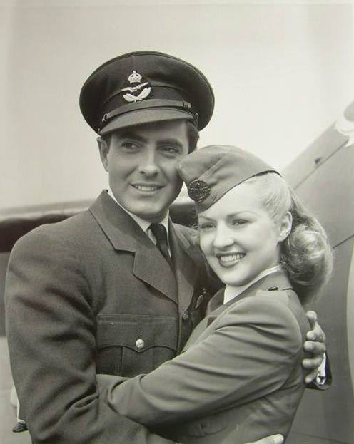 Betty Grable & Tyrone Power