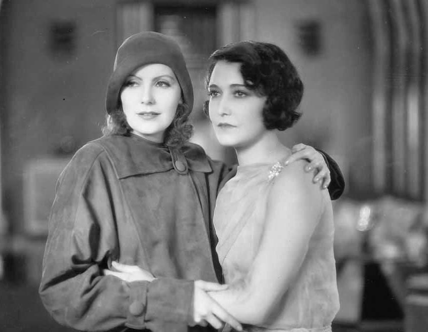 Greta Garbo, Dorothy Sebastian