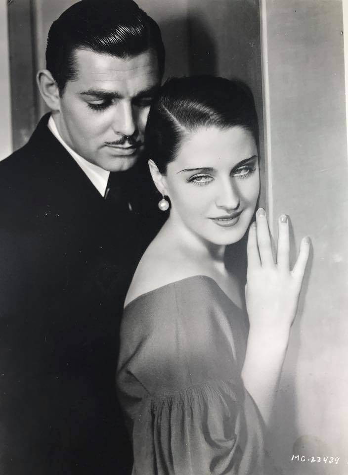 Clark Gable, Norma Shearer