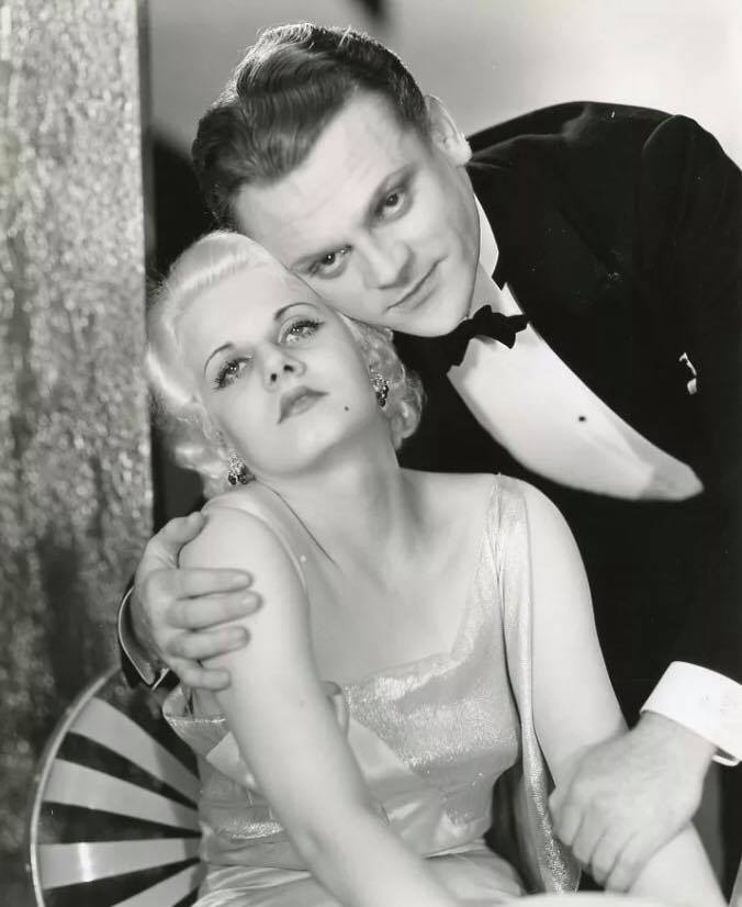 Jean Harlow ,James Cagney