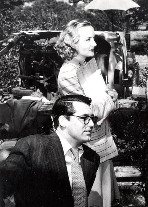Carole Lombard & Cary Grant