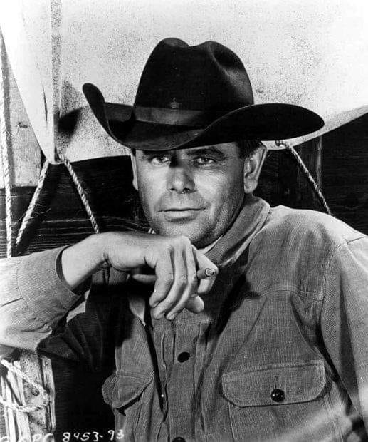 Glenn Ford.
