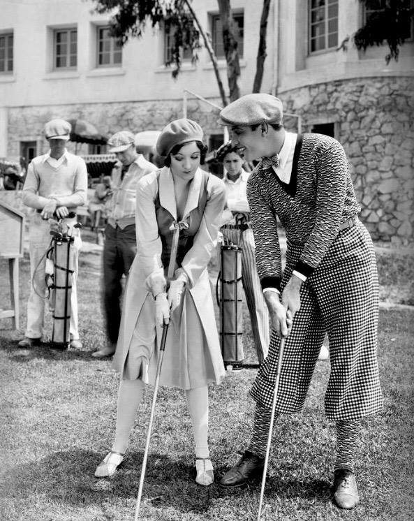 Joan Crawford and William Haines