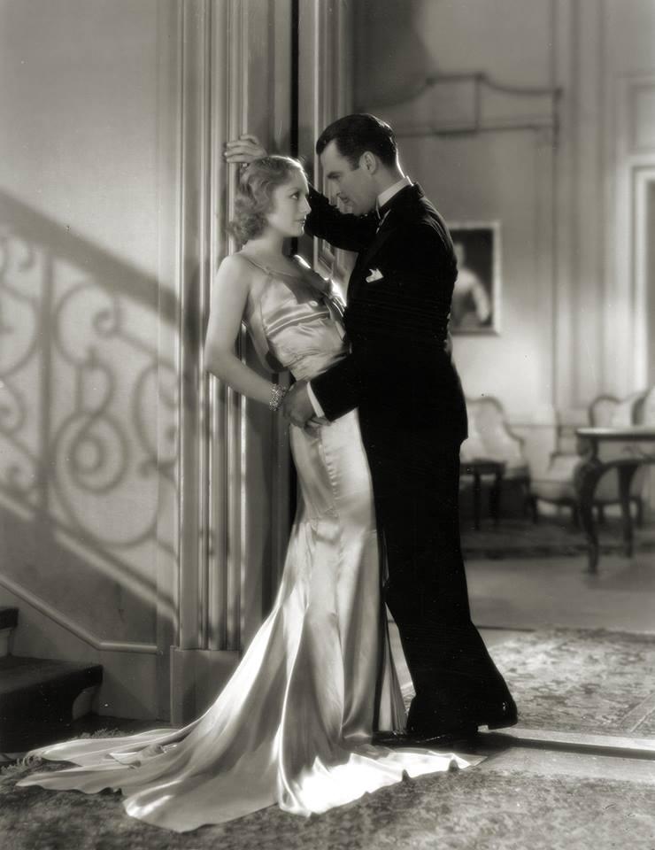 Joan Crawford and Neil Hamilton